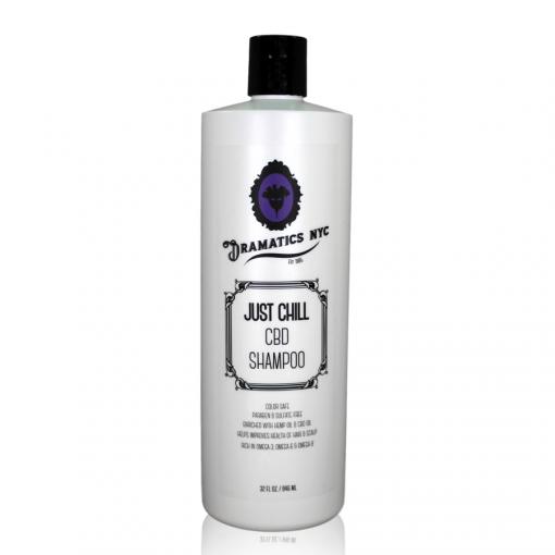 M-JCS-32-8006 Just Chill CBD Shampoo 32 oz